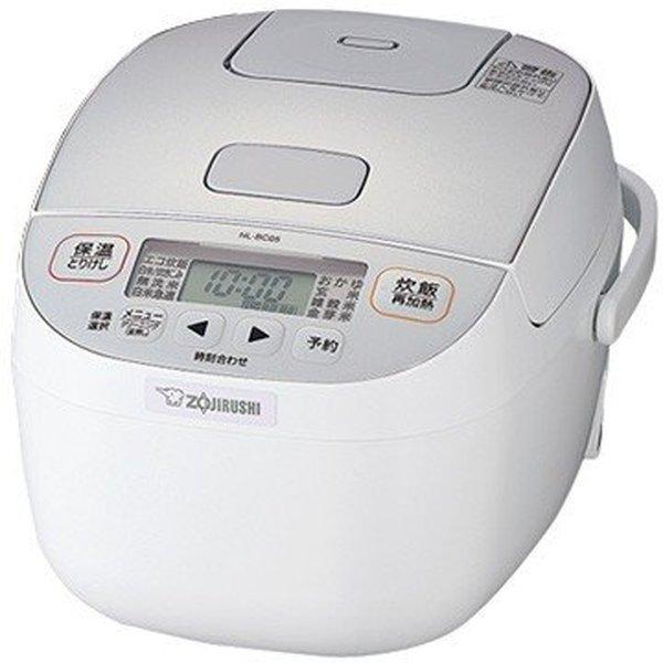 炊飯器 象印 マイコン炊飯ジャー 3合炊き 極め炊き 一人暮らし 新生活 おすすめ ホワイト