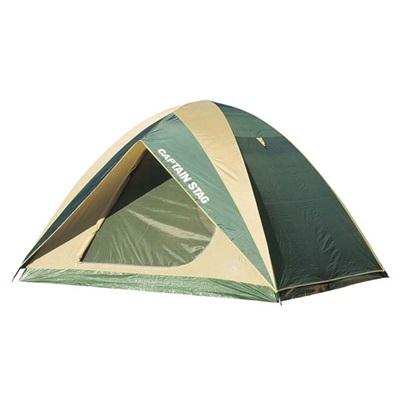 テント ドーム型テント プレーナ ドームテント クロスポール型 5~6人用(キャリーバック付) CAPTAIN STAG キャプテンスタッグ テント