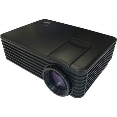 LEDコンパクトホームプロジェクター LEDプロジェクター 100インチ投影 投影機 ホームシアター DVD鑑賞 映画鑑賞 家庭用