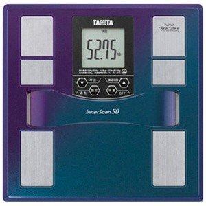 体組成計 体脂肪計 体重計 インナースキャン 50 体脂肪率 筋肉量 内臓脂肪