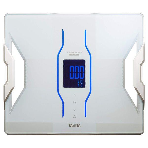 体組成計 筋質点数 タニタ インナースキャンデュアル スマホ Bluetooth通信対応 体重計 体脂肪計 筋肉量 内臓脂肪