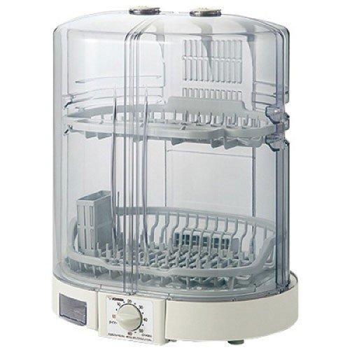置き場所に困らない 象印独自のたて型タイプ 食器乾燥機 コンパクト 食器洗い乾燥機 キッチンドライヤー 清潔 抗菌 ステンレストレー 洗える 出荷 ステンレス 高温80℃ EY-KB50-HA 食器乾燥器 象印 ゾウ 縦型 5人用 新品未使用正規品 しょっきかんそうき 省スペース 乾燥