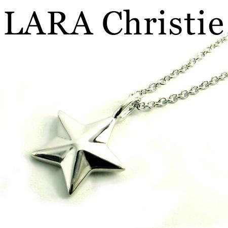 LARA Christie ララクリスティー マイクロミニシリーズ ステラネックレス ホワイト レディース ネックレス シルバー925 P5714-W ギフト プレゼント ジュエリー