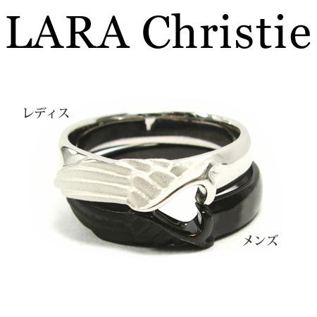 LARA Christie ララクリスティー ヴィクトリアリング ペア リング シルバー925 送料無料 ギフト プレゼント ジュエリー