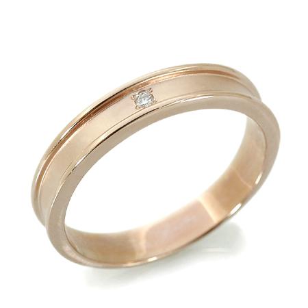Croire クロワール プリエファムPG リング ダイヤモンド 10金 ピンクゴールド K10 PG 送料無料 ギフト プレゼント ジュエリー Xmas早割