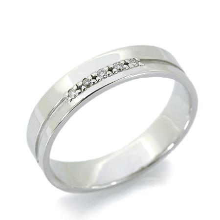 Croire クロワール エメファム リング ダイヤモンド 10金 ホワイトゴールド K10 WG 送料無料 ギフト プレゼント ジュエリー Xmas早割