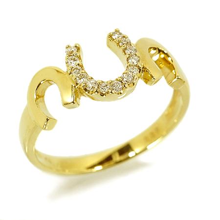 ピンキー リング ダイヤモンド 10金 イエローゴールド K10 YG 送料無料 ギフト プレゼント ジュエリー クーポン2000円 Xmas早割