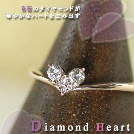 通常価格の10%OFF ピンキー リング ダイヤモンド 10金 ピンクゴールド K10 PG 送料無料 ギフト プレゼント ジュエリー Xmas早割