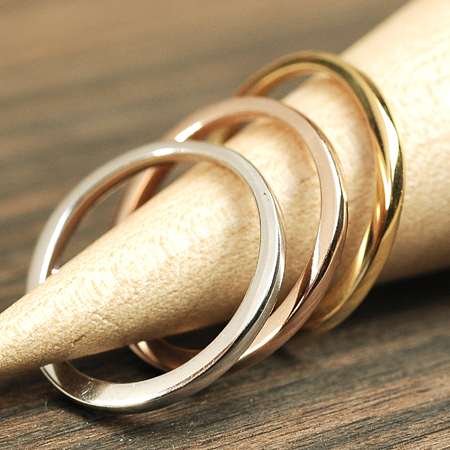 探していたシンプルなタイプ シンプルピンキー ピンキー リング 10金ゴールド ギフト プレゼント ジュエリー Xmas早割