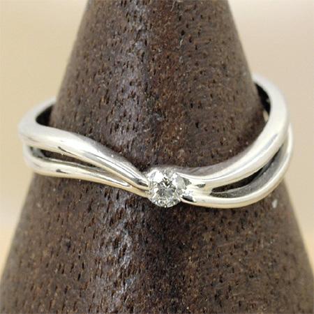 通常価格の10%OFF リング ダイヤモンド0.06ct プラチナ900 Pt900 送料無料 ギフト プレゼント ジュエリー Xmas早割