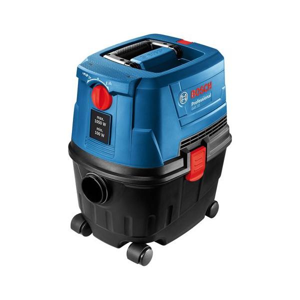 【ボッシュ】マルチクリーナー 吸じん容量10L(一般ゴミ)、8L(液体) 軽量・コンパクト 乾湿両用 GAS10 ◎