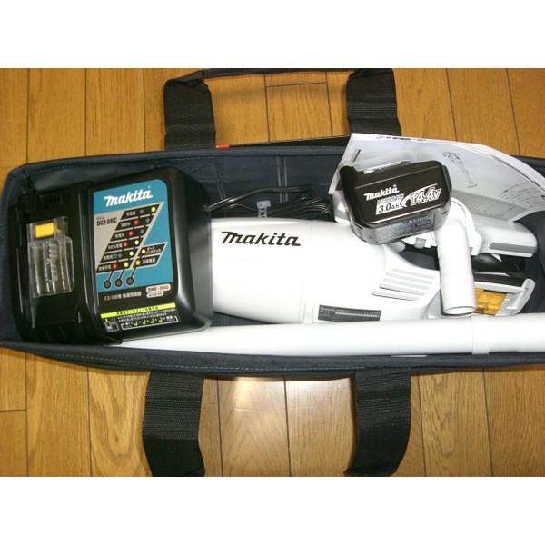 マキタ 充電式クリーナ CL141FDRFW 充電器 電池付 フルセット 便利な収納バッグ付