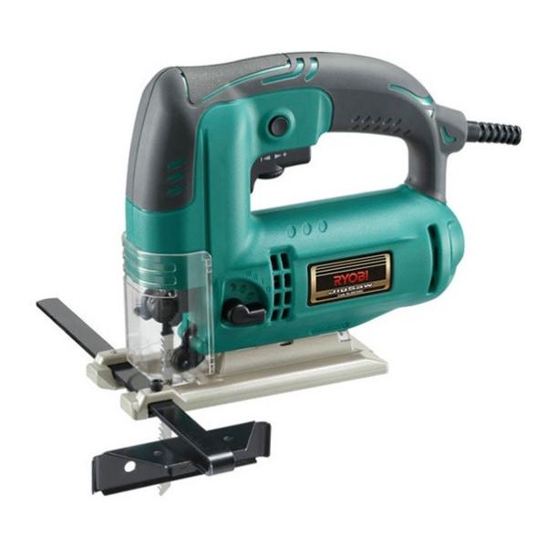 RYOBI【リョービ】ジグソー 100V 430W 切断能力:木材65mm・軟鋼板6mm J-650VDL