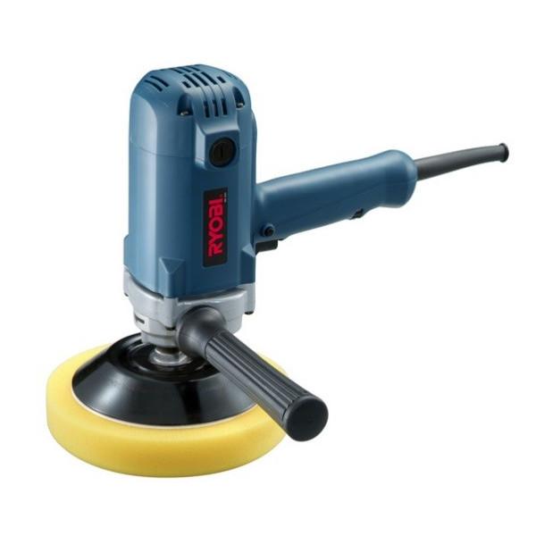RYOBI【リョービ】サンダポリシャ 100V 1100W 硬い塗装の磨きに最適 無段変速 PE-2100