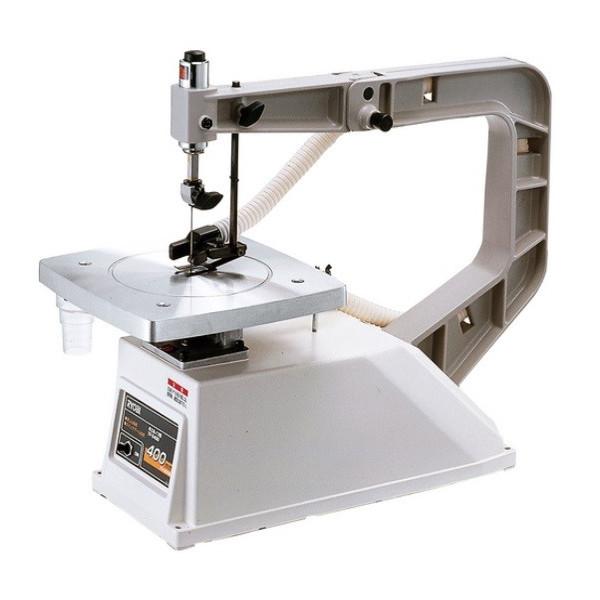 リョービ 卓上糸ノコ盤 TF-5400 100V 200W 軟木50mm、軟鋼板3mm、真鍮4mm RYOBI 大型商品