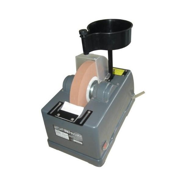 HARD HEAD 縦型式水研刃物グラインダー HSG-205 900745 回転数600回転/分 粒度WA1000 H&H 三共コーポレーション