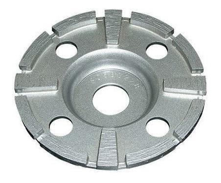 ネコポス可 日立 ダイヤモンドカップホイール 平面研削用 0033-4269 カップ ダブルタイプ 外径125mm 穴径22mm 使用方法乾式 中仕上げ用 HiKOKI ハイコーキ