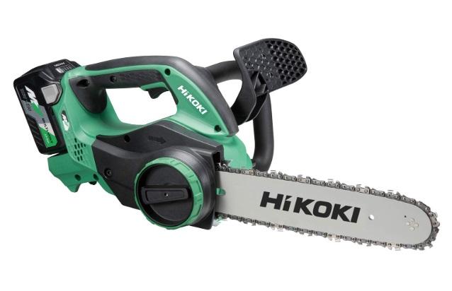 当店限定品 電池1個サービスキャンペーン HiKOKI コードレスチェンソー CS3630DA(XP) フルセット品 切断能力300mm 36V対応 ハイコーキ 日立