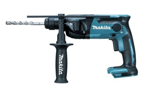 マキタ 16mm 充電式ハンマドリル HR164DZK 青 本体+ケース付 SDSプラスシャンク ビット別売 セット品バラシ 14.4V対応 makita