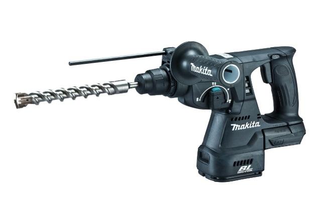 マキタ 24mm充電式ハンマドリル HR244DZKB 黒 本体+ケース付 SDSプラスシャンク ビット別売 セット品バラシ 18V対応 makita