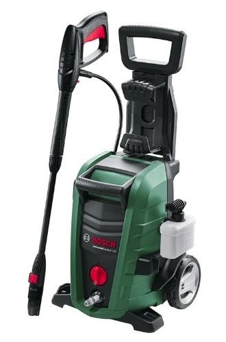 ボッシュ 高圧洗浄機 UA125 Powerful cleaning 3in1ノズル 6.8Kg軽量で移動や収納性も抜群 BOSCH ◎