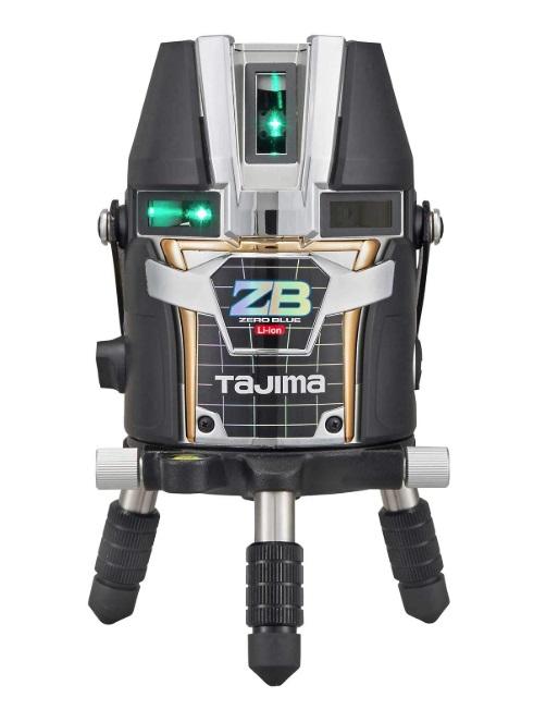 タジマ レーザー墨出器 ZEROBL-KJY 本体のみ ZERO BLUE リチウム-KJY 本体製品重量約1280g KJY 矩十字・横 TJMデザイン ポイントUP期間中!! 当店番号011