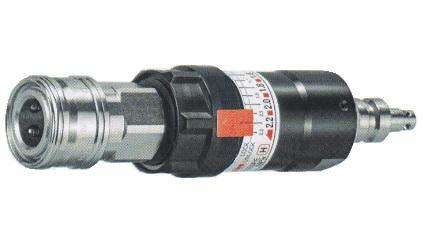 マキタ 圧力調整器 高圧エア工具専用 A-68052 調整圧力1.2~2.3MPa リリーフ機能付 安心のロック機能付 設定圧力をキープ ロック付カプラ ハンドルロック makita
