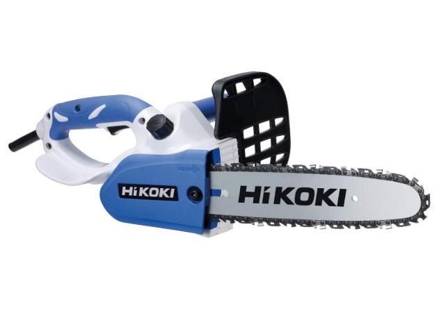 HiKOKI 電気チェンソー FCS25SA バーサイズ250mm 消費電力770W チェン形式:オレゴン 90SG-40E 単相交流 50Hz/60Hz 工機ホールディングス ハイコーキ 日立