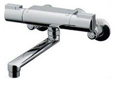 カクダイ サーモスタット混合栓 173-241 混合水栓