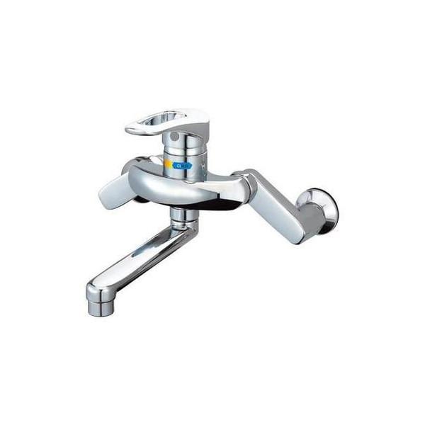 【カクダイ】シングルレバー混水栓 192-306 フルメタル仕様