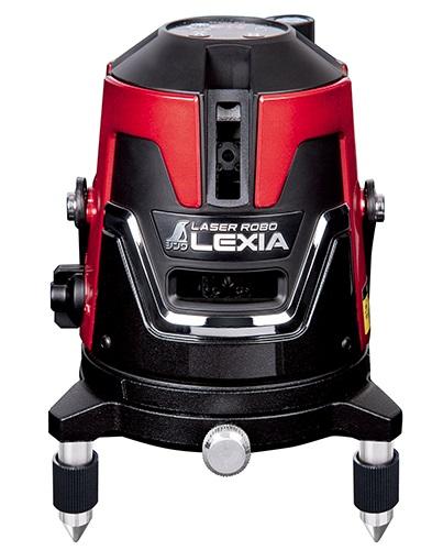 名作 51 高出力レーザー LEXIA 70935 通り芯が2本のハイクラスタイプ シンワ レーザーロボ レッド 店 赤色レーザー墨出器:カナジン レーザー墨出し器-DIY・工具