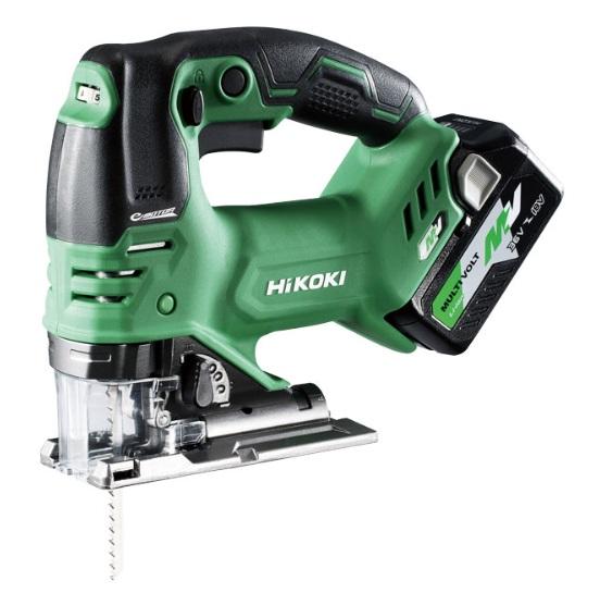 当店特別企画 電池1個サービスキャンペーン HiKOKI コードレスジグソー CJ36DA(XP) フルセット品 オートモード機能付 マルチボルトシリーズ 36V対応 ハイコーキ 日立