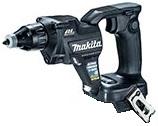 マキタ 充電式スクリュードライバ FS600DZB 黒 本体のみ ブラシレスモータ搭載 高速回転6000min-1 18V対応 makita