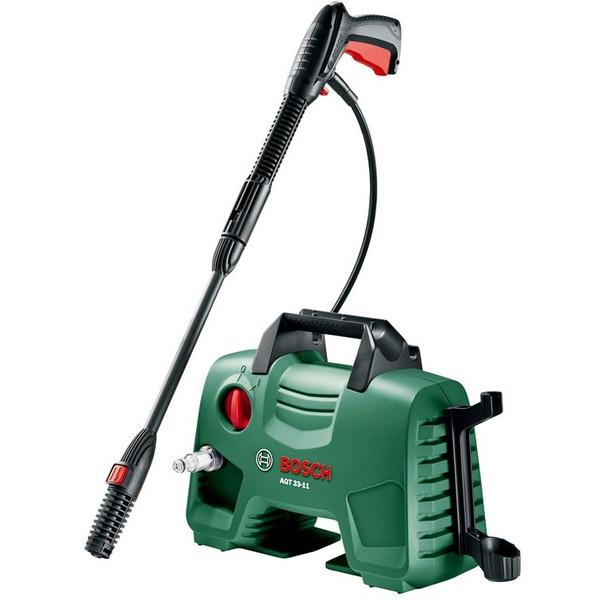 ボッシュ 高圧洗浄機 AQT33-11 高効率ポンプ 一体収納機能 買ってすぐに使えるフルキット ◎