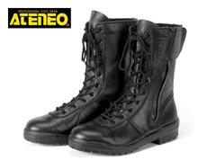 【スーパーSALE!】安全靴 レディース対応サイズあり 青木産業 D-300 ブーツ 女性 半長靴 編み上げ 災害 セーフティーシューズ セーフティシューズ