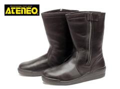 安全靴 ブーツ【青木産業 R-440】安全靴 送料無料/安全靴 半長靴/ワークストリート 安全靴