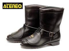 安全靴 レディース対応サイズあり 青木産業 806AP-1 ブーツ 半長靴