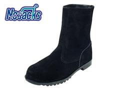 安全靴 レディース 対応【ノサックス HR208】安全靴 ブーツ/安全靴 女性/安全靴 送料無料/安全靴 半長靴/ワークストリート 安全靴