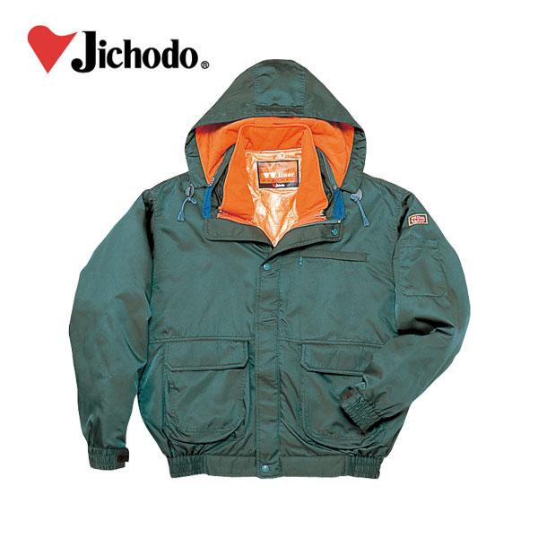 【4L】【自重堂】【秋冬作業服】ブルゾン(フード付 48010