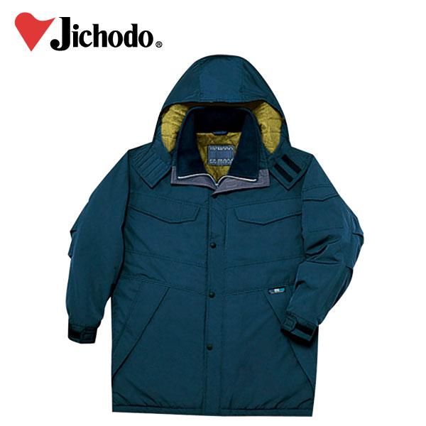 【4L】【自重堂】【秋冬作業服】コート(フード付) 48173