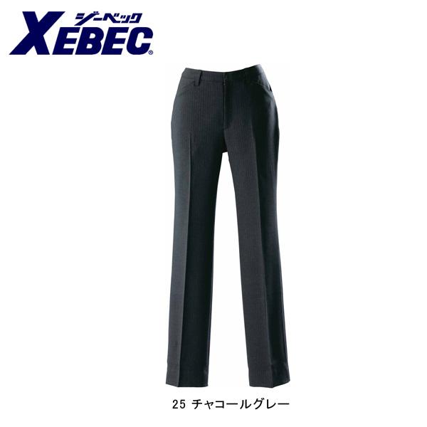 作業服 作業着 ワークウェア XEBEC ジーベック 作業服 レディスパンツ 40024