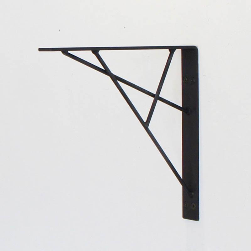 杉山製作所 ムク ブラケットA 塗装色:SB(サンドブラック)×2個セット