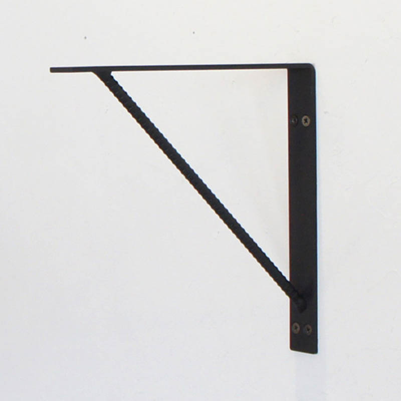 杉山製作所 ムク ブラケットB 塗装色:SB(サンドブラック)×2個セット