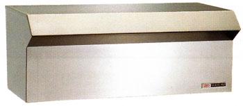 ハッピーポスト ファミール NO.605 ステンレス製ヘアーライン仕上 カギなしタイプ