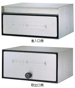 ハッピー COMPOS(コンポス) 集合ポスト CP-305 (防滴型) 後取出し・貫通タイプ