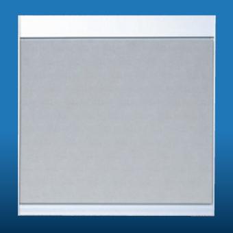 ナスタ 掲示板 アルミ枠・ビニールレザー貼 H905×W1800 KS-TS-HB1918A