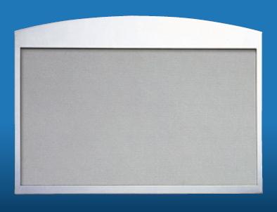 ナスタ 掲示板 ステンレス枠・ビニールレザー貼 H960×W600 KS-TS-HB3906S