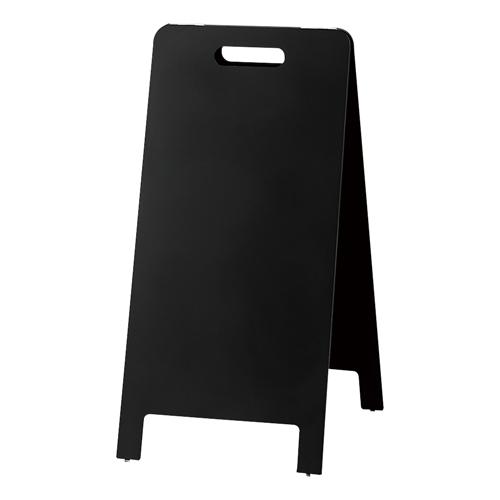 持ち手付きでスリム 定番 スタイリッシュなA型ボードです 光 HTBD-78 ハンド式スタンド黒板 マーカー お得クーポン発行中 チョーク兼用