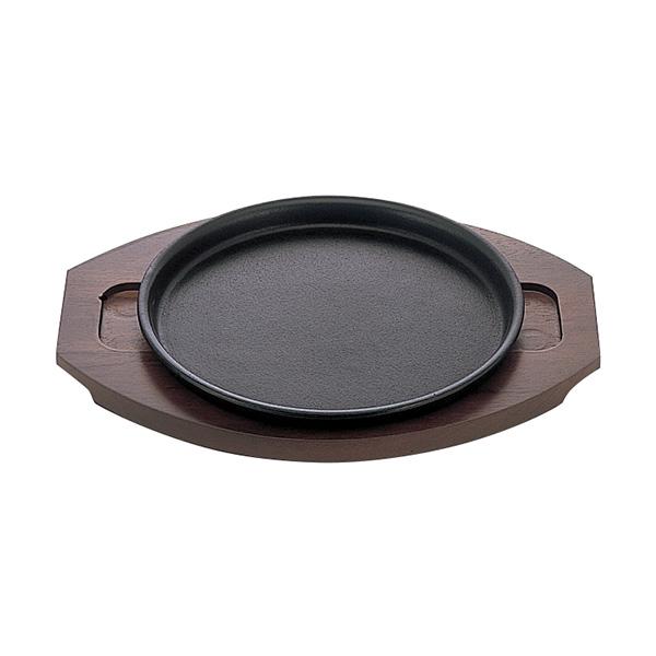 STEAK PLATEじゅうじゅうと焼ける音まで食卓へ 池永鉄工 ステーキ皿 情熱セール 新作多数 焼そば鉄板 18cm