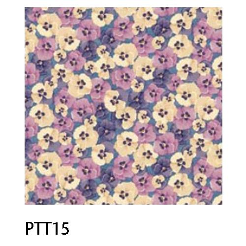 置くだけ簡単!お手入れ簡単! 富双合成PTT15 貼ってはがせるフロアパネル10パック(40枚・5帖分)セット【ペット 犬猫 クッションフロア】